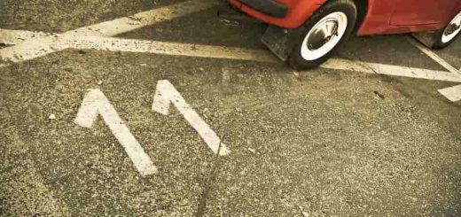 Vecsés reptéri parkoló