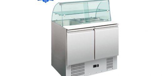 Saláta hűtő